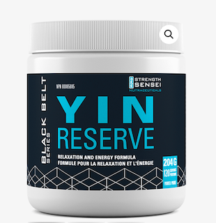Strength Sensei Yin Resseve