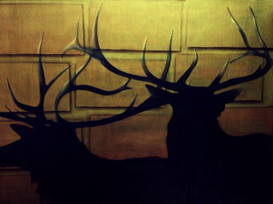 Deers in the Dark