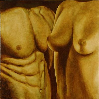 Nude Descending Humanism