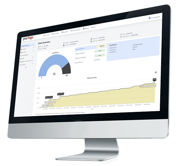 workers comp claims management software.