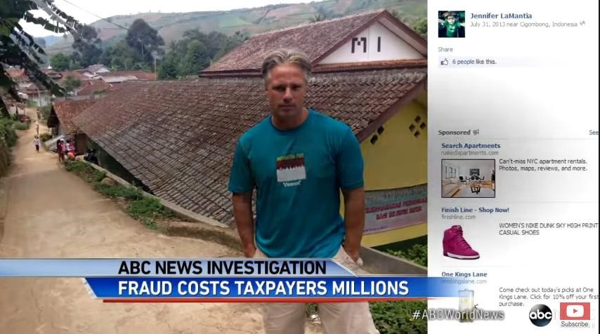 workers comp fraud investigation using social network.