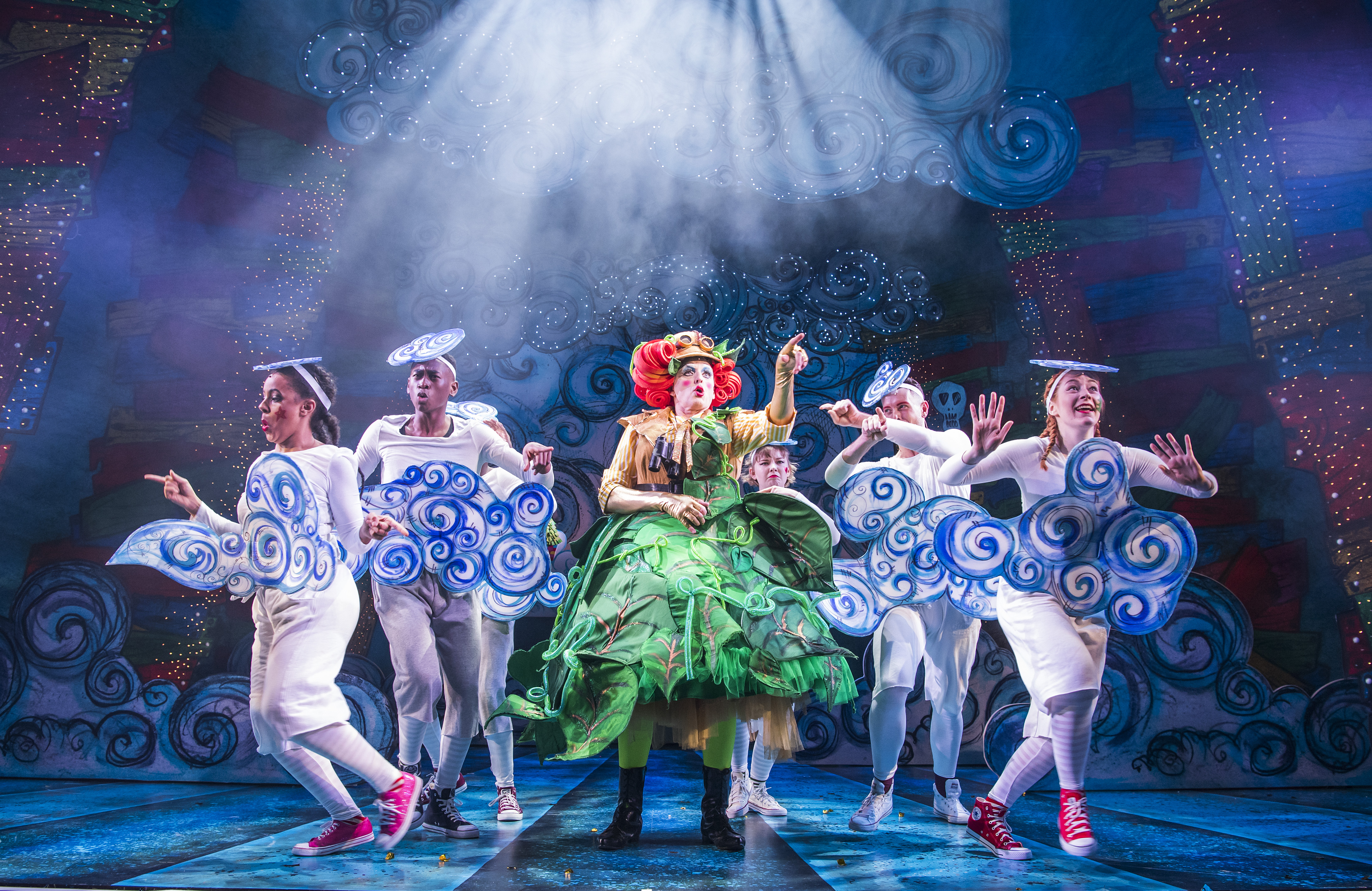 Jack And The Beanstalk-Lyric Hammersmith-2109