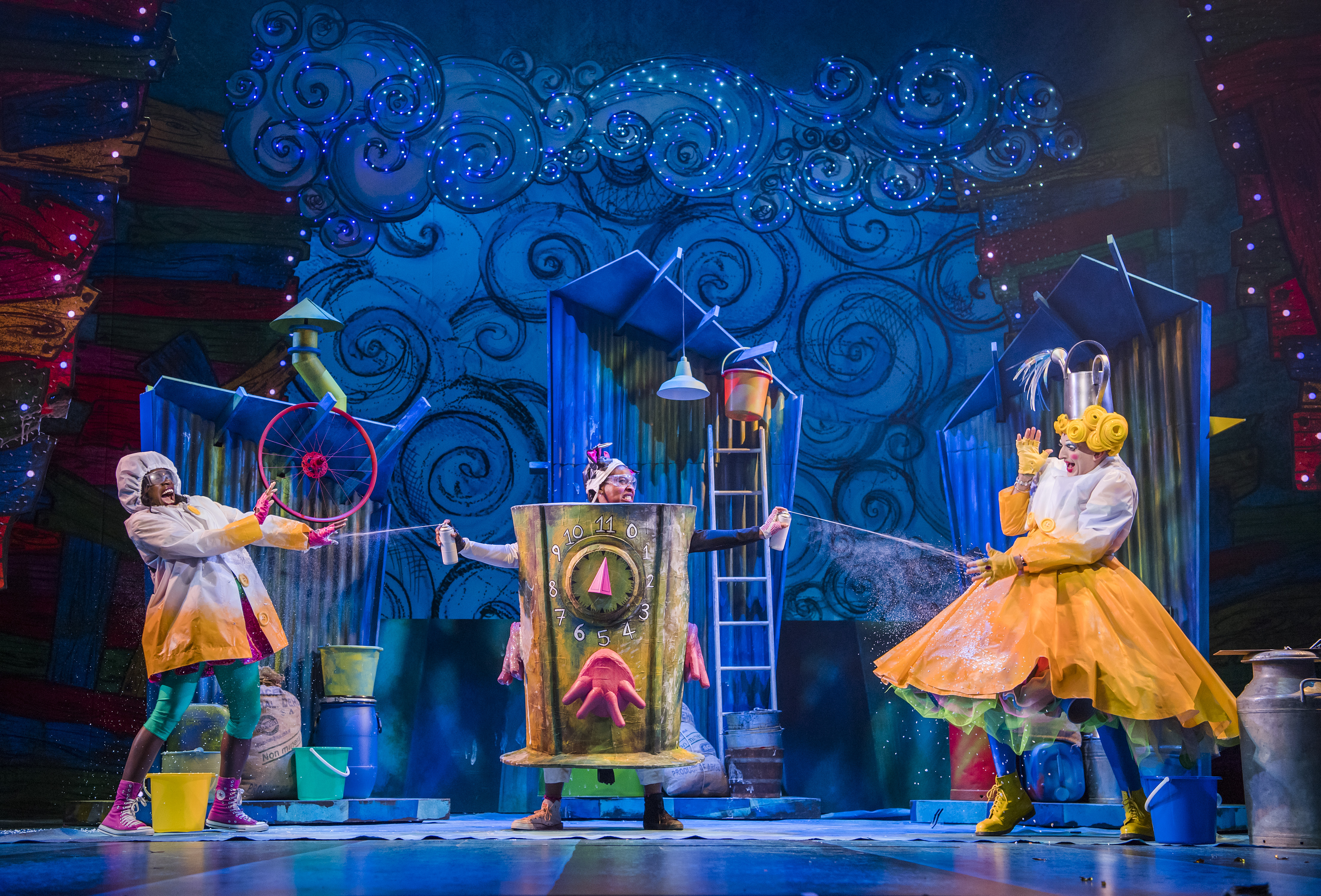 Jack And The Beanstalk-Lyric Hammersmith-1229