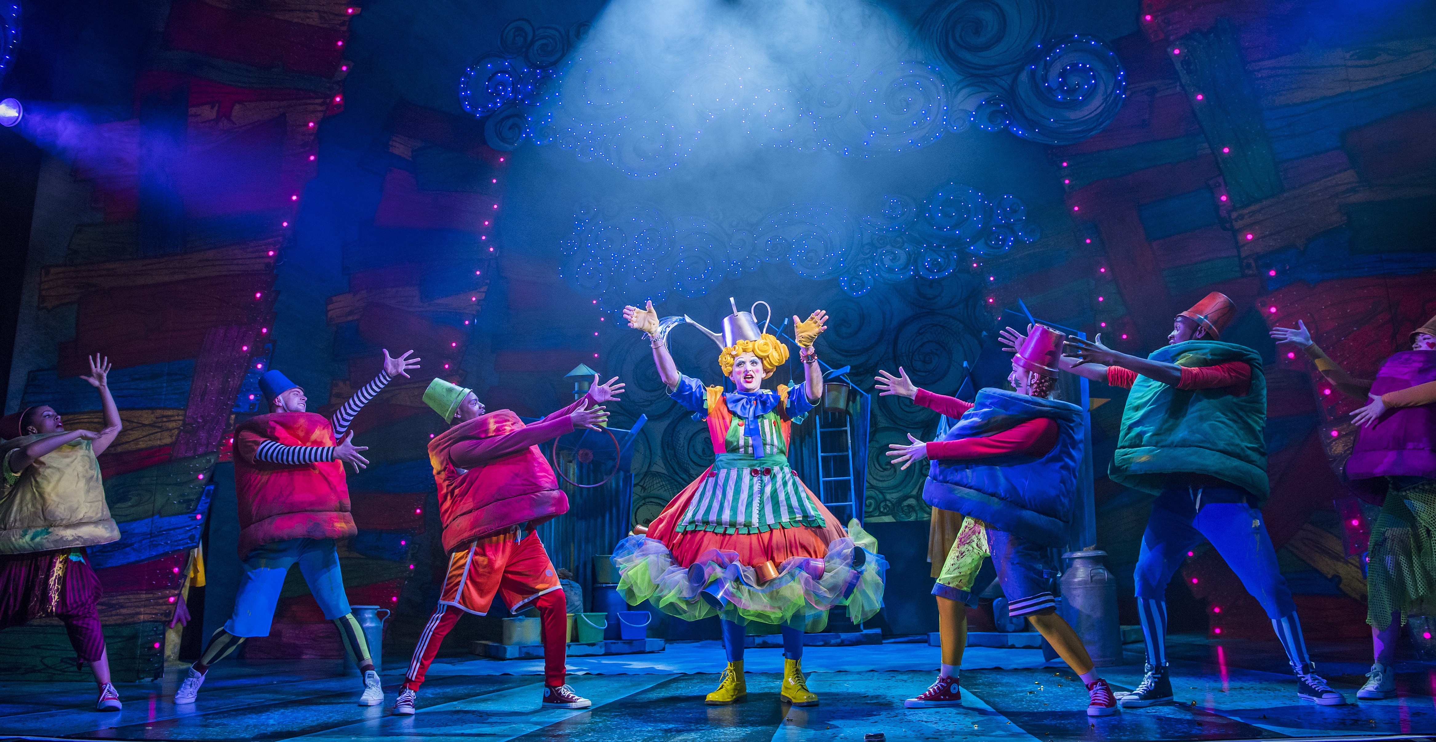 Jack And The Beanstalk-Lyric Hammersmith-980