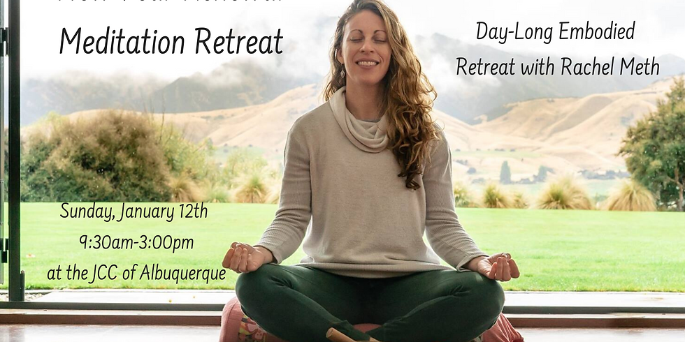 New Year Renewal Day-Long Meditation Retreat