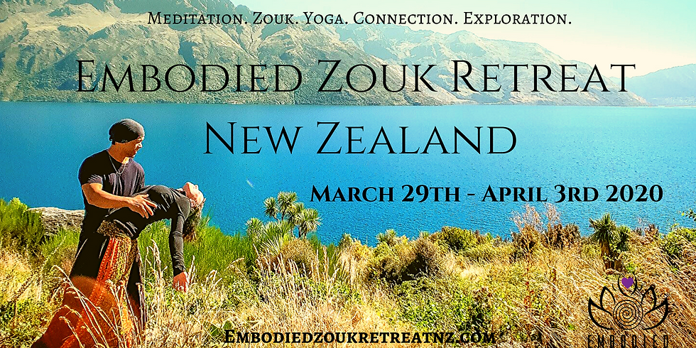 Embodied Zouk Retreat New Zealand 2020