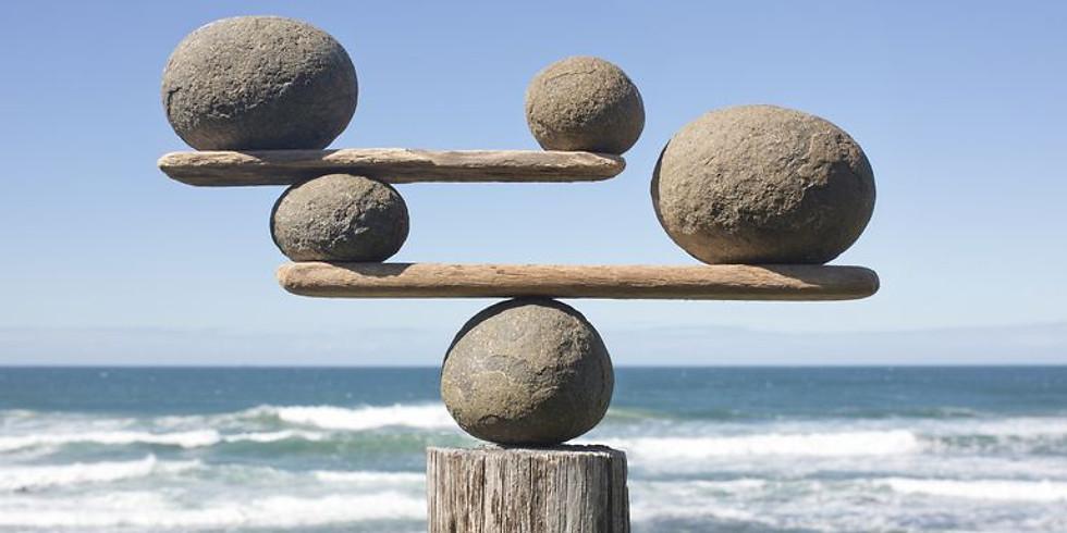 """Finding Balance, Creating Harmony"" Day-Long Meditation Retreat"