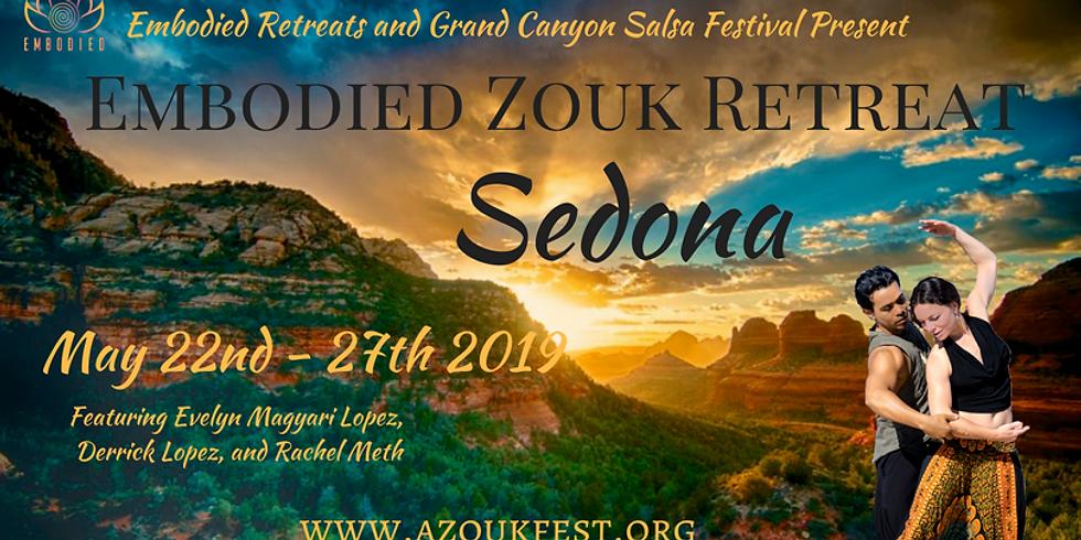 Embodied Zouk Retreat Sedona 2019