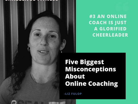 The Five Biggest Misconceptions about Online Personal CoachingOnline Coaching