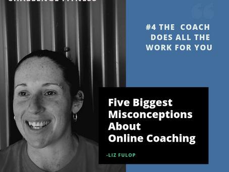The Five Biggest Misconceptions Around Online Coaching