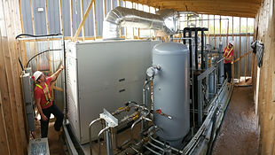 LPP Combustion Multi-fuel Power System - Fuel Reclamation - Waste to Power