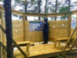 Lewisporte birdblind_DUC project 2018.jp
