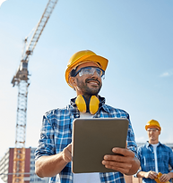 Construction Companies Blue Shield Technologies