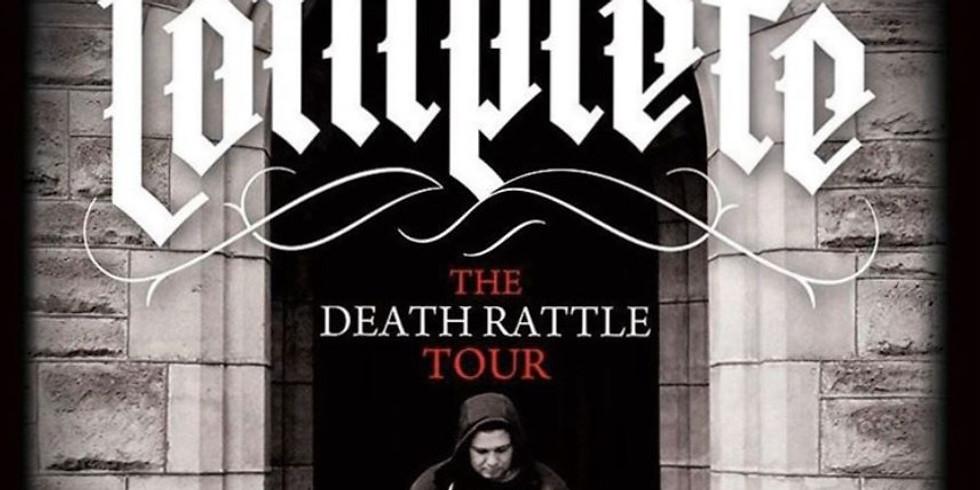 Complete Perth - Death Rattle Tour - Sydney