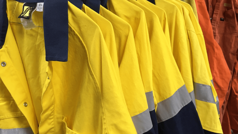 Uniform & Workwear Hire