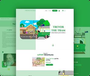 Trevor The Tram