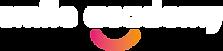 Smile Academy logo - for white backgroun