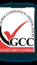 Blue Shield Technologies Certification of AS/NZS 4801