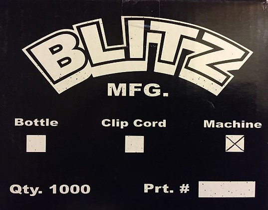 BLITZ BOTTLE BAGS (1,000/pkg)
