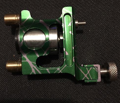 Blitz® Aluminum Rotary Machine (Green) - LIMITED!