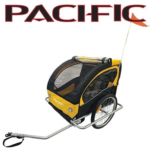 kids trailers, Pacific, Double Trailer
