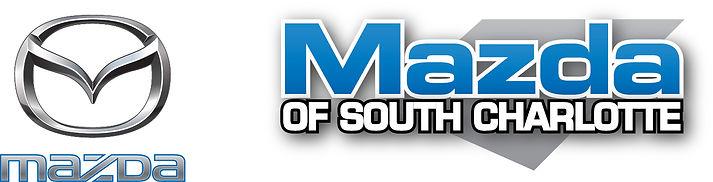 Mazda of South Charlotte logo w-Badge.jp