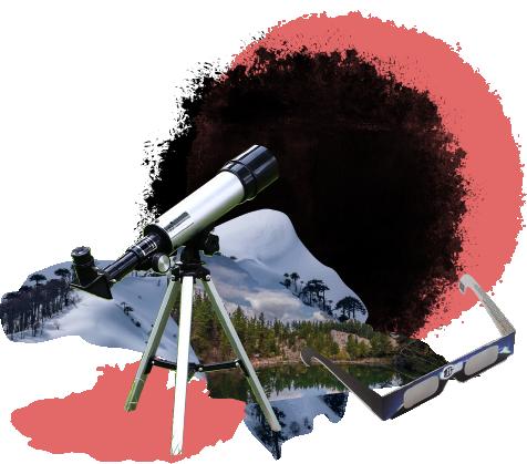 Araucanía eclipse