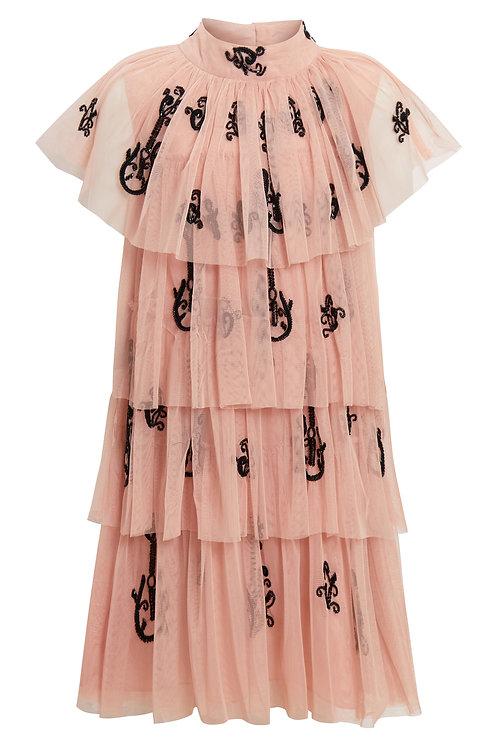 Blush Valerie Dress