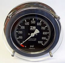 Subsea pressure gauge, Stewarts-USA