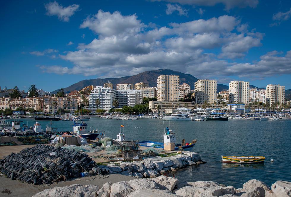 Estepona waterfront