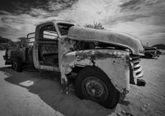 An Antique in the Desert