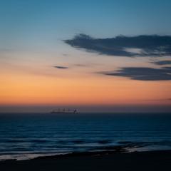 Walvis Bay sunset