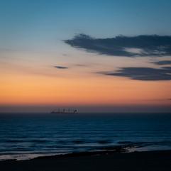 Walvus Bay Sunset