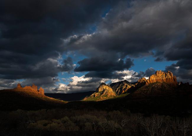 Arizona Mtns