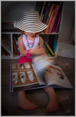 Flipping the pages