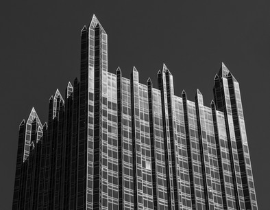 PPG building in Pittsburgh