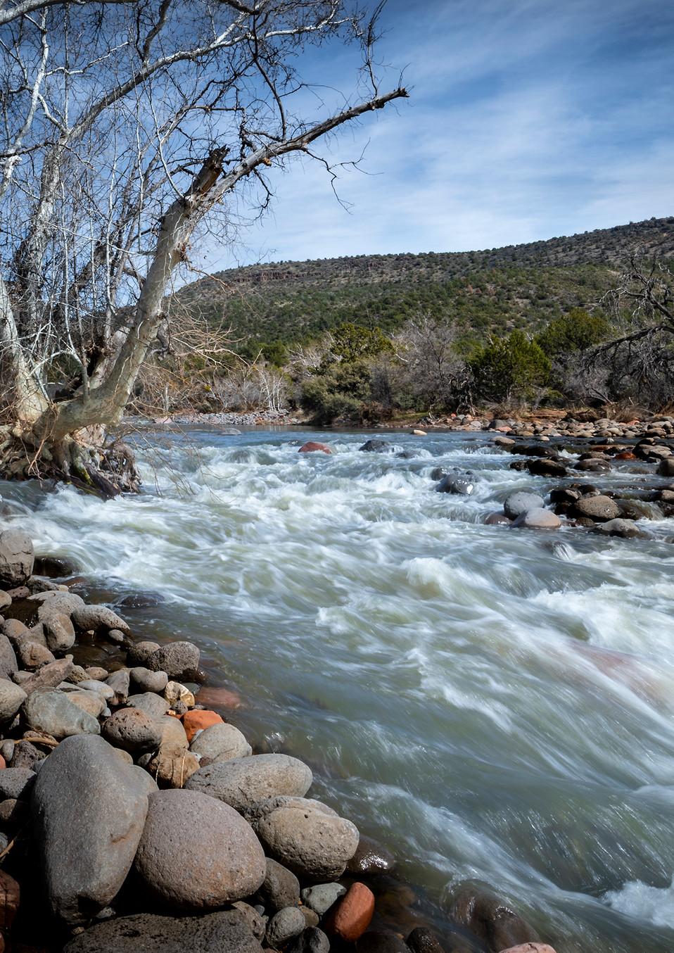 An Arizona river