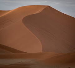 Soft Curves of the Sand Dunes