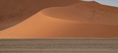 Sand Dunes Abstract