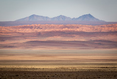 The Colors of the Desert