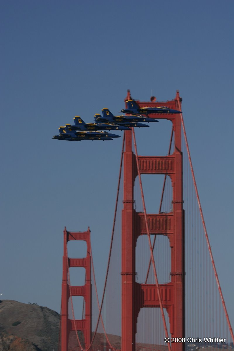 Blue Angels- Red Bridge