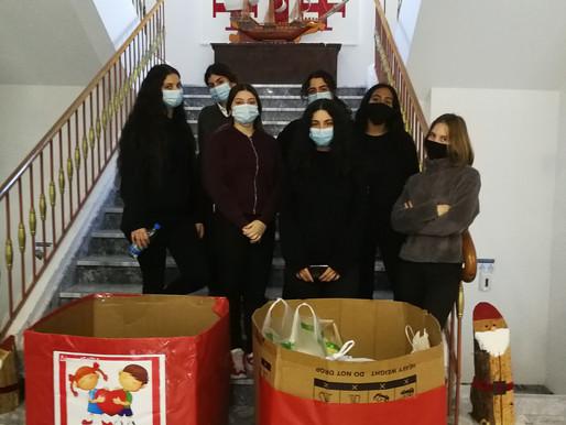 Επιτροπή Εθελοντισμού – Συλλογή Τροφίμων για τον Ερυθρό Σταυρό