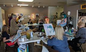 Watercolor Portrait Workshop