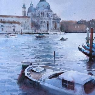 Afternoon Light, Venice