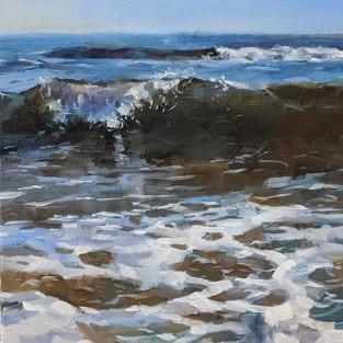 Foamy Sea, SOLD