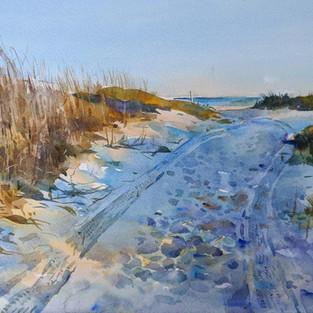 Deserted Beach, NC, SOLD
