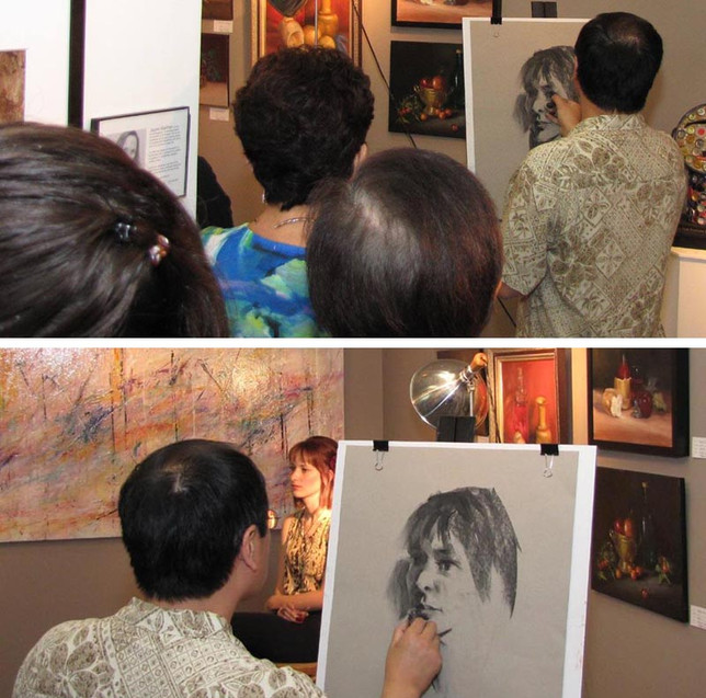 Portrait Demo