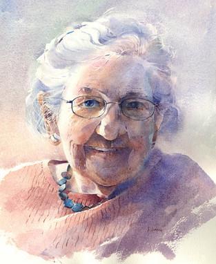 M. Graham Award, Watercolor Society of North Carolina Annual Juried Exhibit, 2012, SOLD
