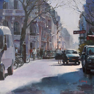 Latin District, Paris, SOLD