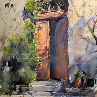 Cezanne's Residence